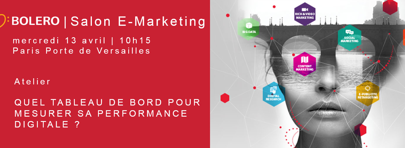 Salon du E-Marketing, des outils marketing en pagaille
