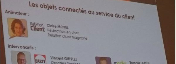 Objets connectés : entre Marketing et confidentialité